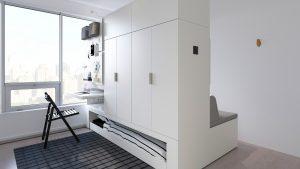 habitaciones con energía solar