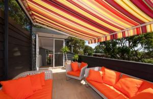 terrazas naranja