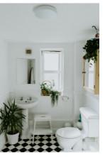 baño organizado